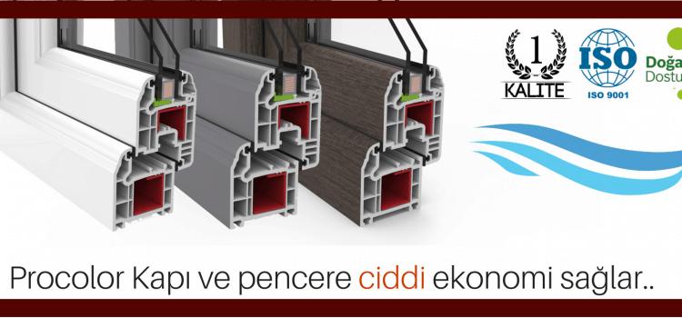 En çok Tercih Edilen Pvc Pencere Modelleri