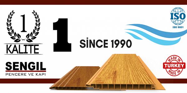 Sengil – Procolor Markası Hazır Pencere, Sera Klipsi Ve Tavan Lambiri Sistemleri